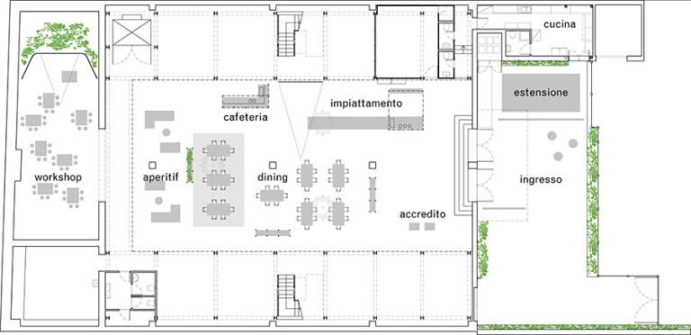 Davide Sala Architetto NESPRESSO ATELIER